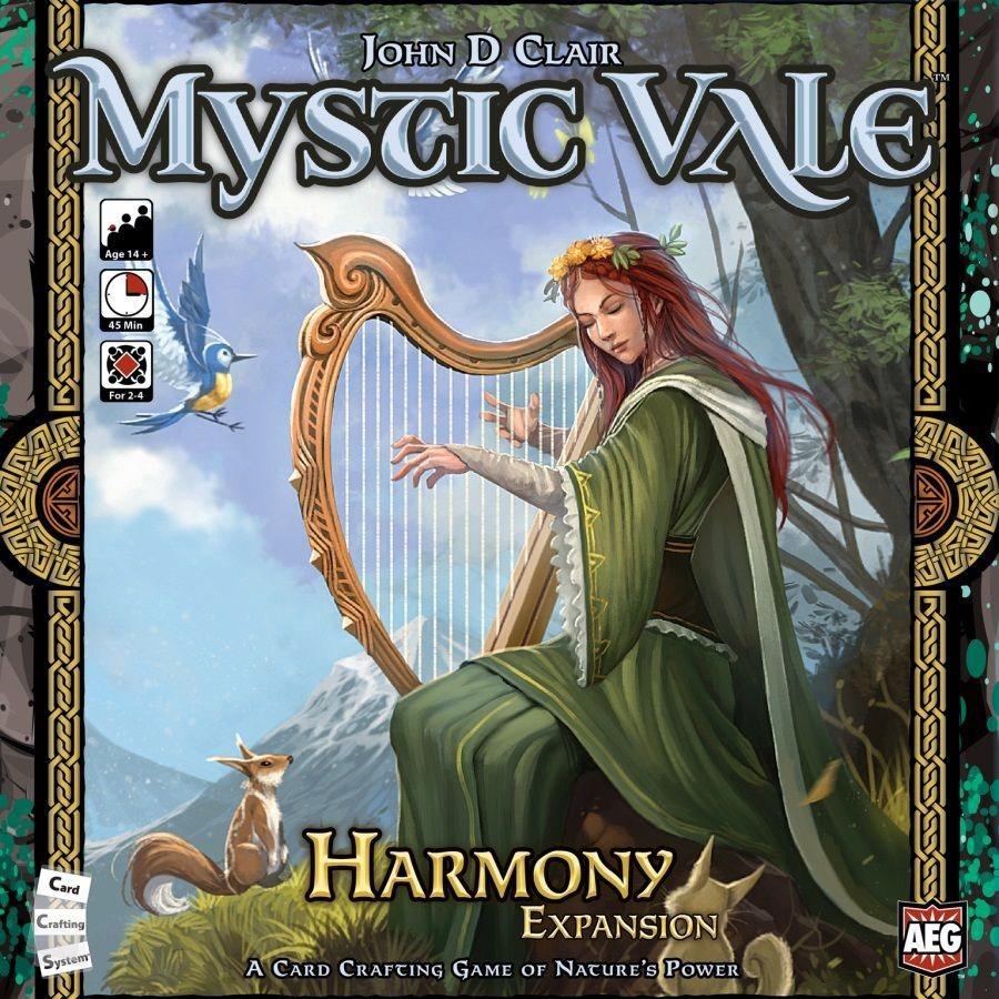 Mystic Vale: Harmony cover
