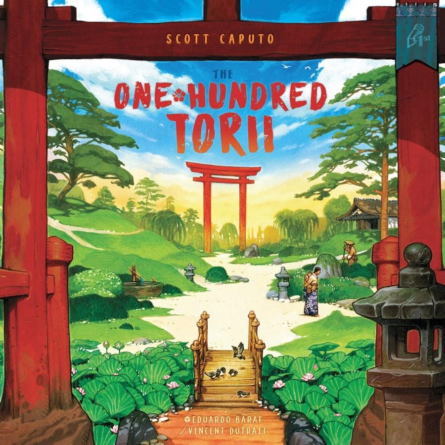 The One Hundred Torii cover