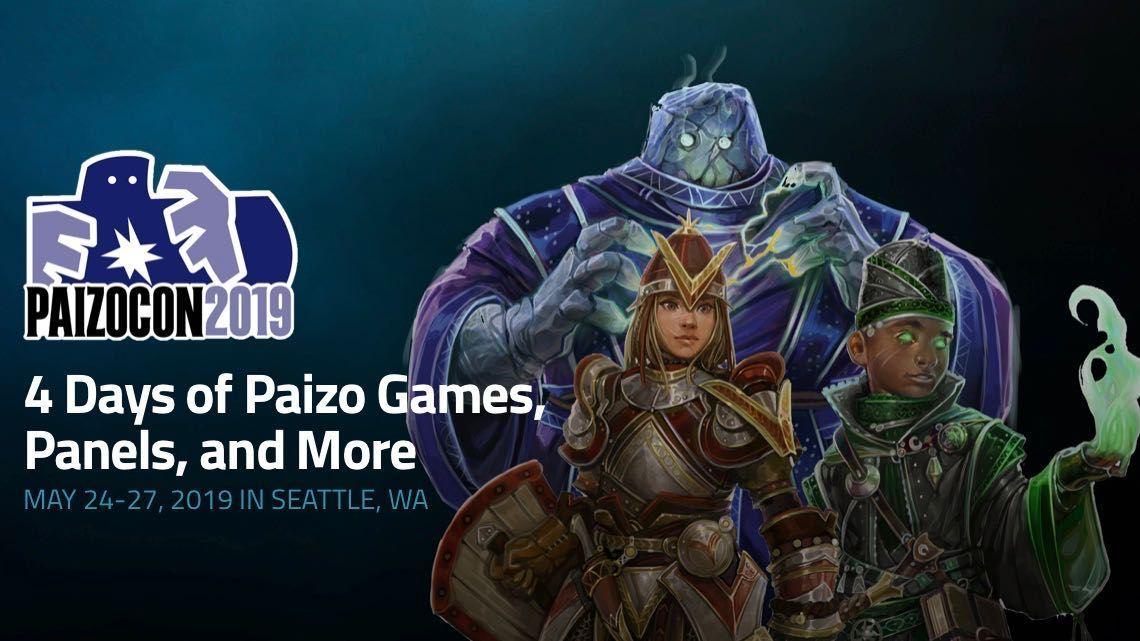 PaizoCon Banner