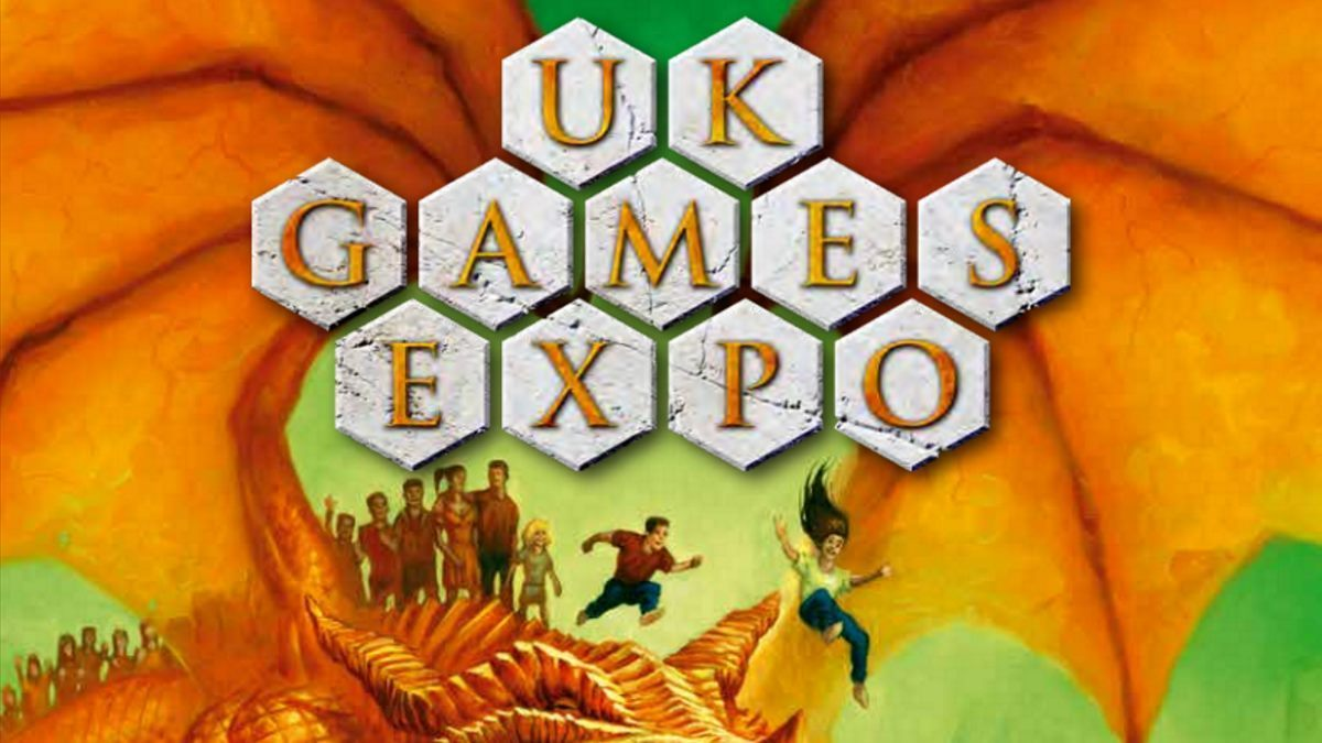 UK Games Expo 2019