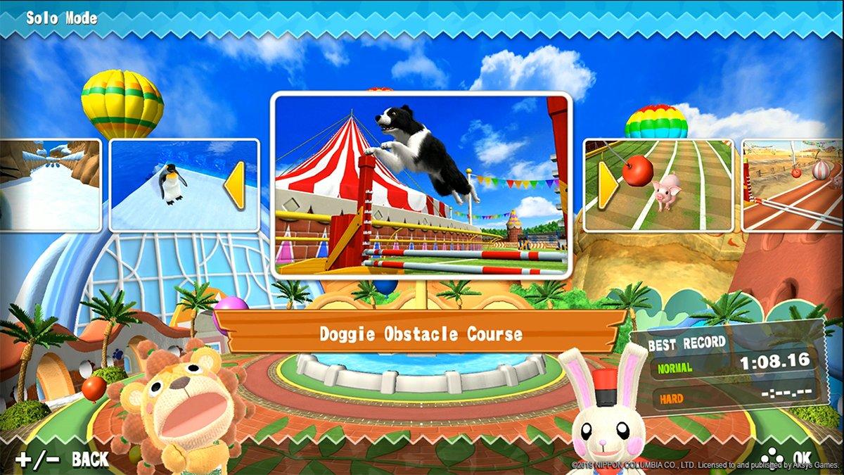 fun fun animal park games