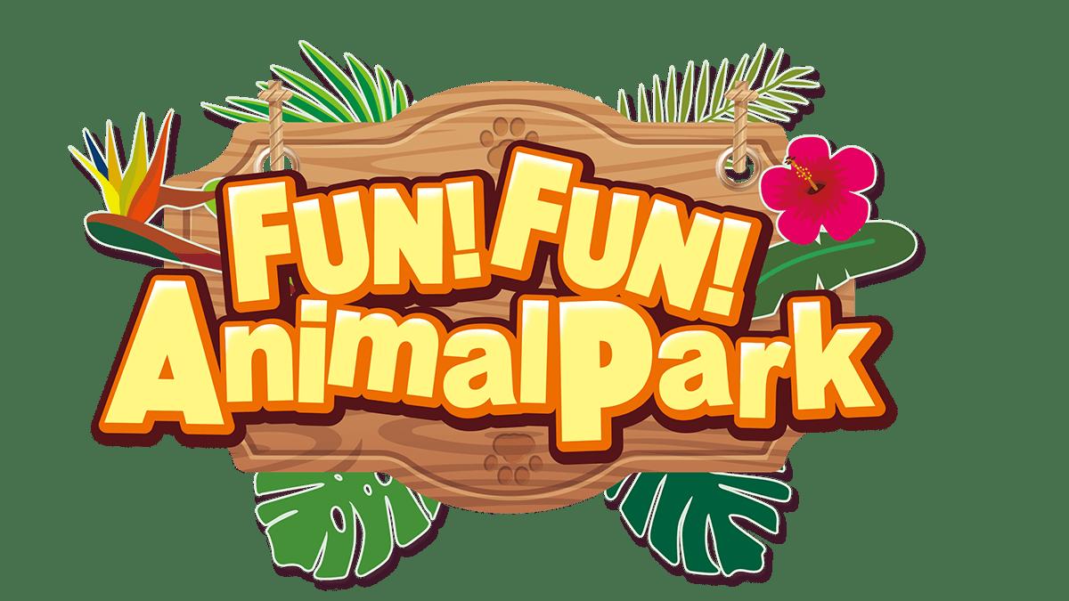 fun fun animal park logo