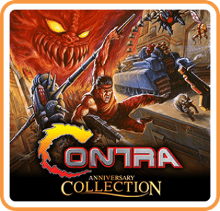 Contra Anniversary Collection For Nintendo Switch