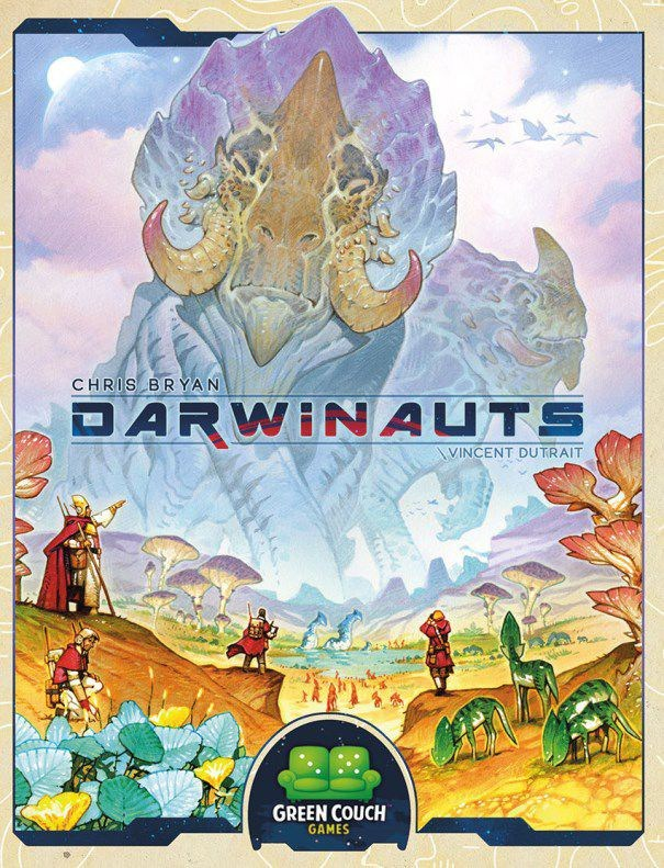 Darwinauts cover