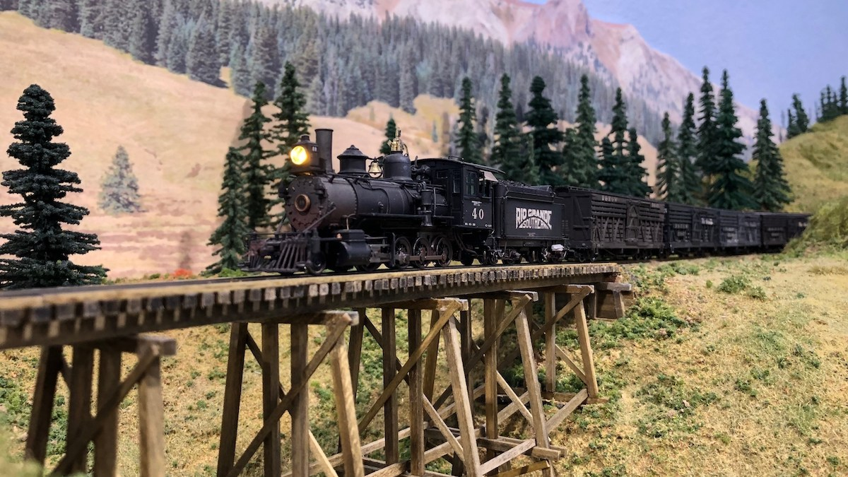 The Therapeutic Value Of Model Railroading Geekdad