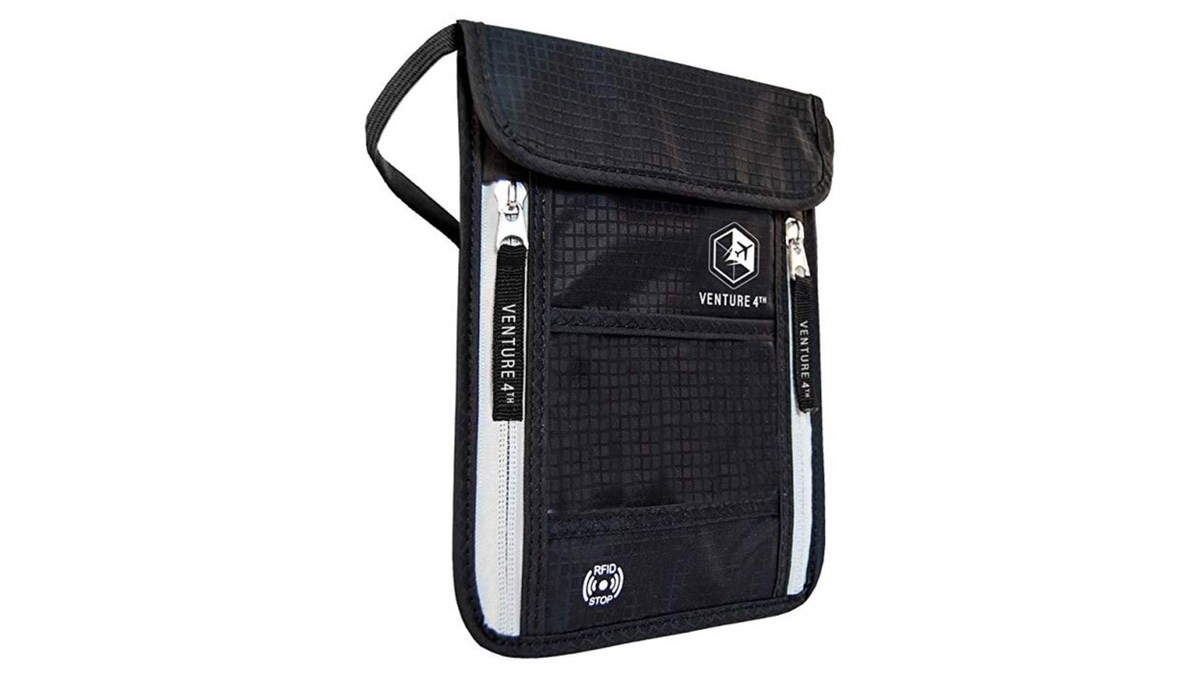 Geek Daily Deals 061119 rfid blocking travel pouch