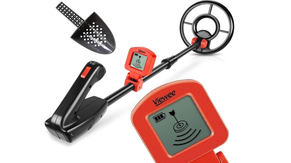 Geek Daily Deals 062219 kids metal detector