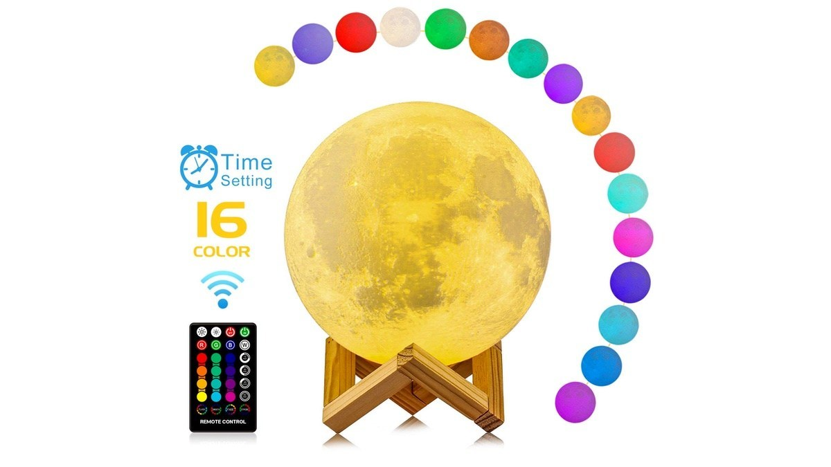 Geek Daily Deals 062419 moon lamp