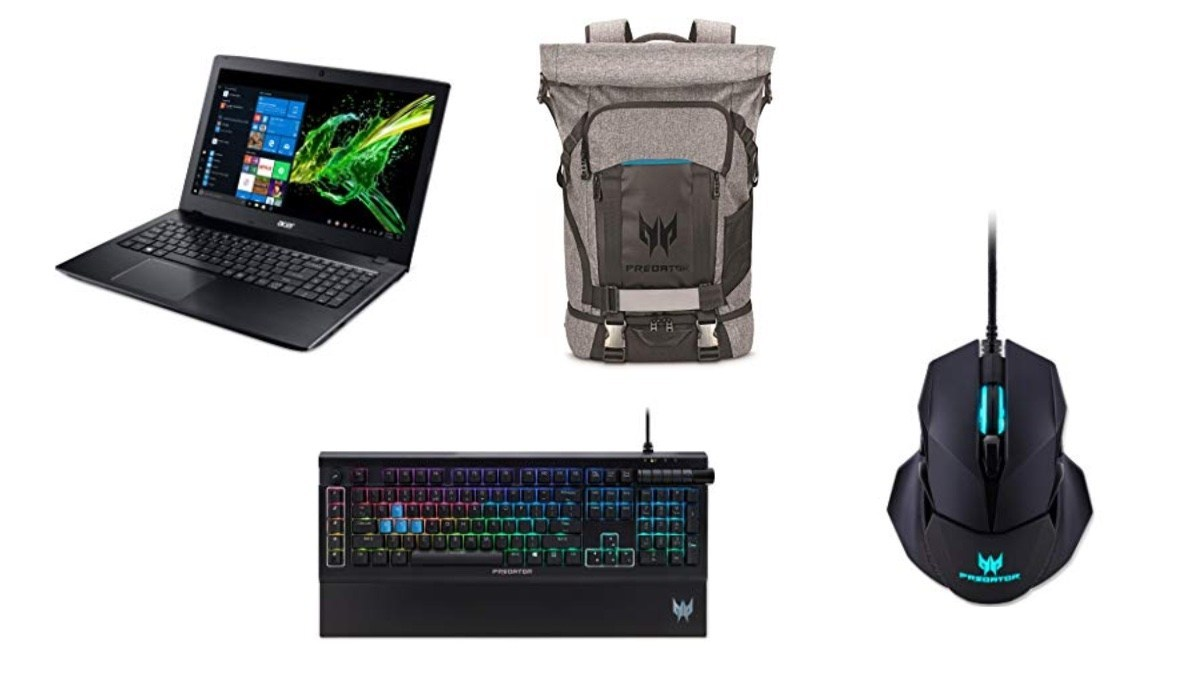 Geek Daily Deals 062719 acer computers accessories gaming