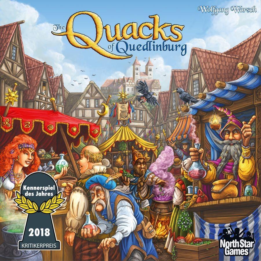 The Quacks of Quedlinburg cover