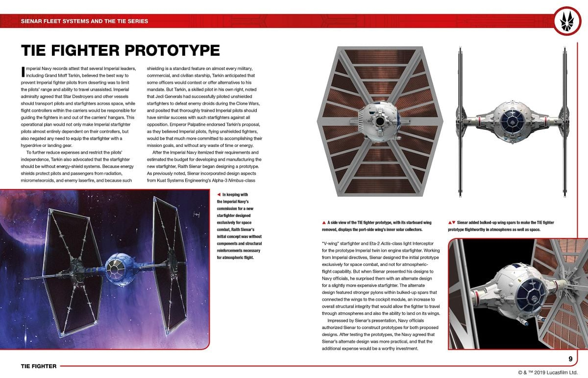 TIE Fighter Owners Workshop