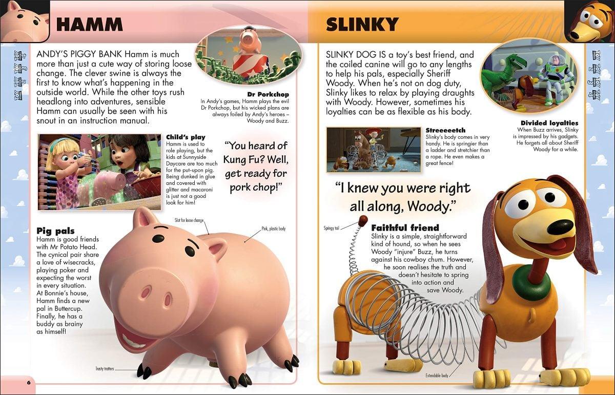 Disney·Pixar Character Encyclopedia