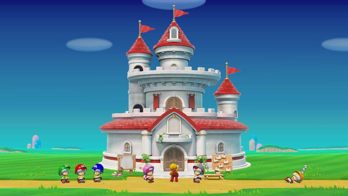 smm2 castle