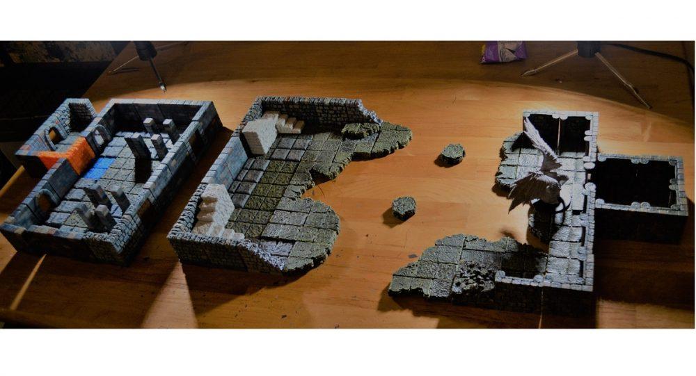 D&D terrain