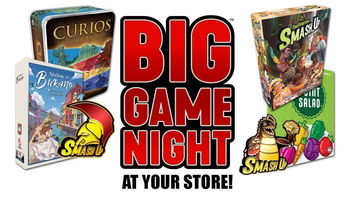 AEG Big Game Night