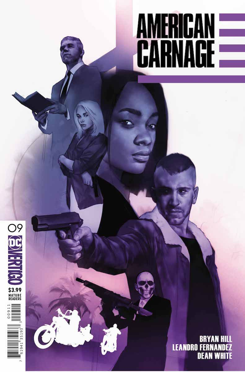 American Carnage #9 cover