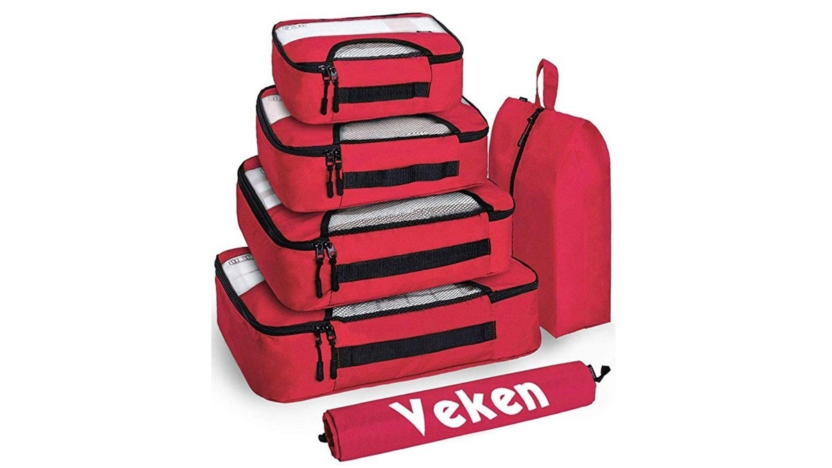 Geek Daily Deals 070619 travel luggage organizers
