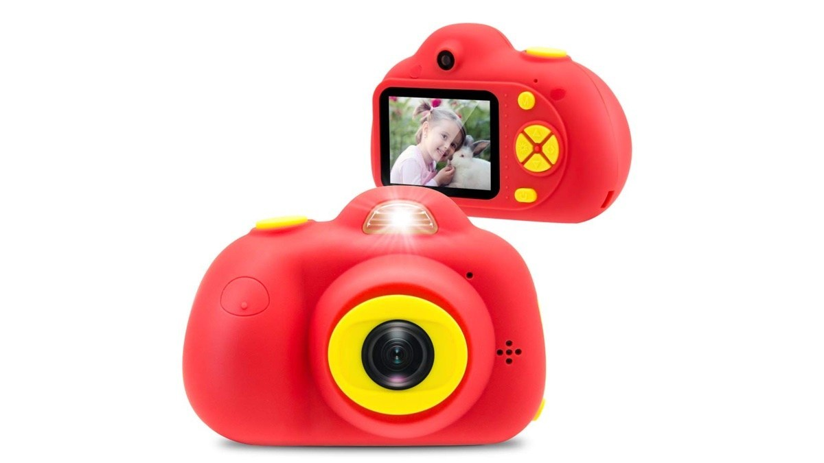 Geek Daily Deals 070919 kids digital camera