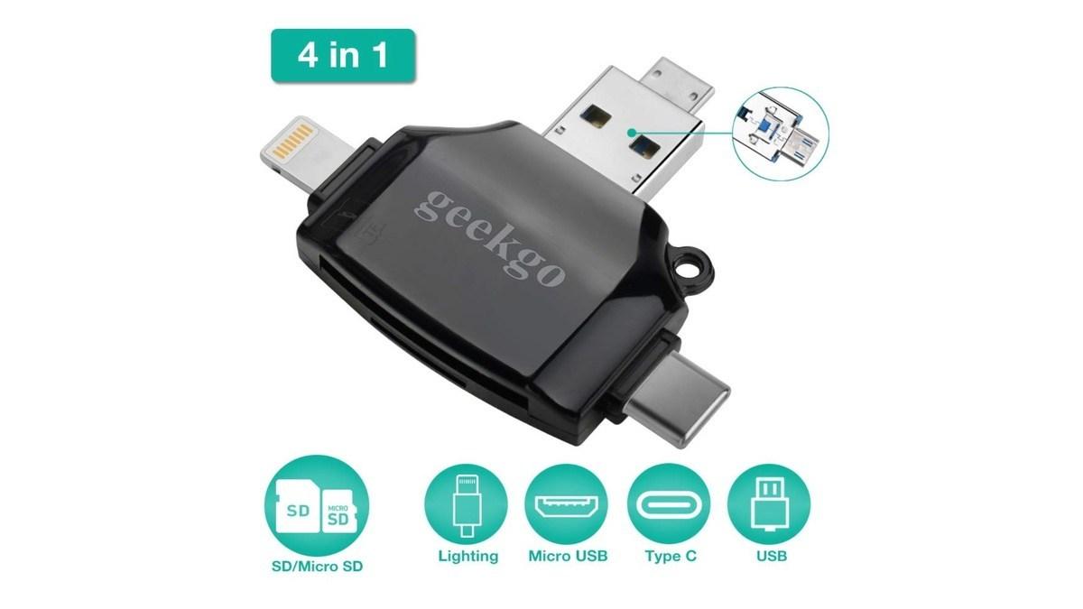 Geek Daily Deals 070919 SD card reader