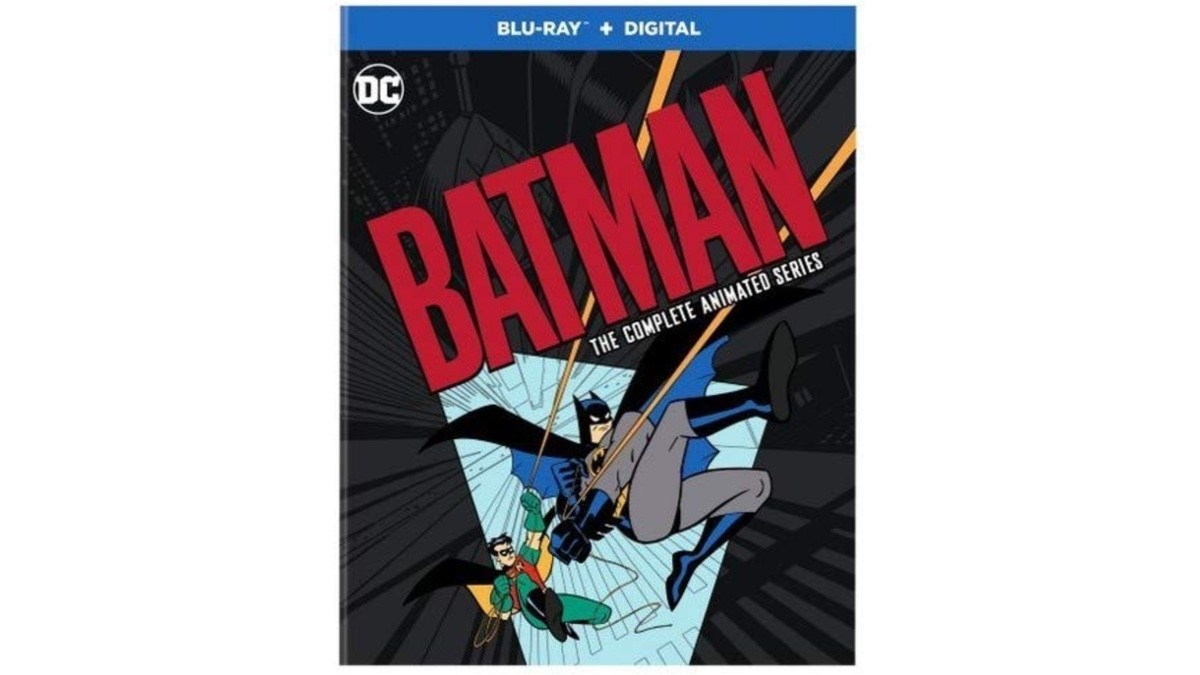 Geek Daily Deals 071919 batman the animated series