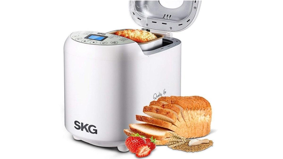Geek Daily Deals 072119 bread machine
