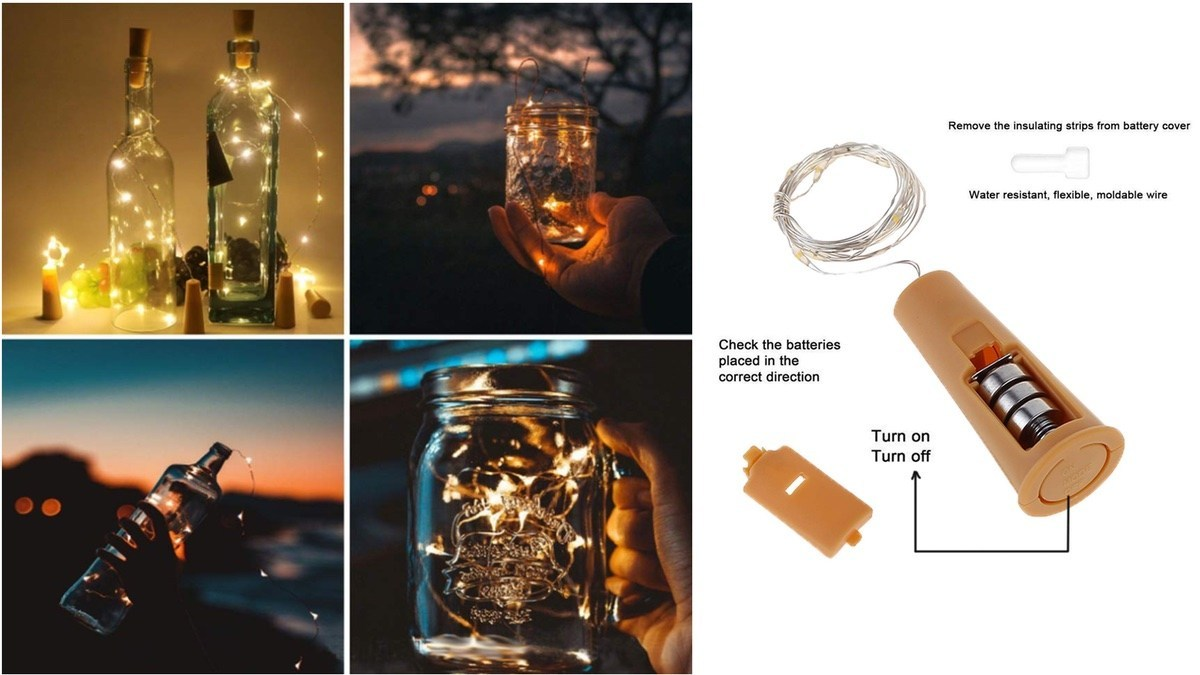 Geek Daily Deals 072819 bottle lights
