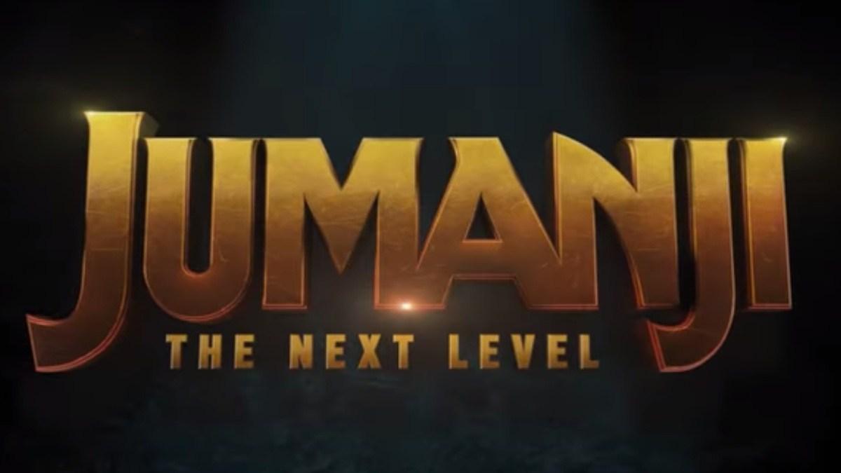 jumanji next level trailer