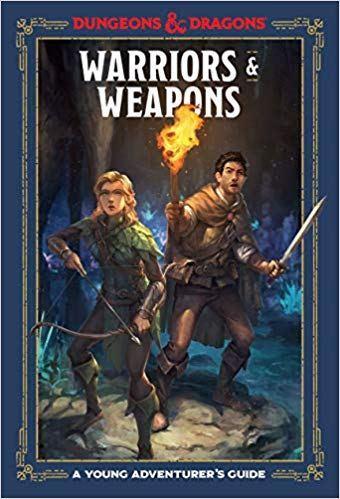 Warriors Weapons