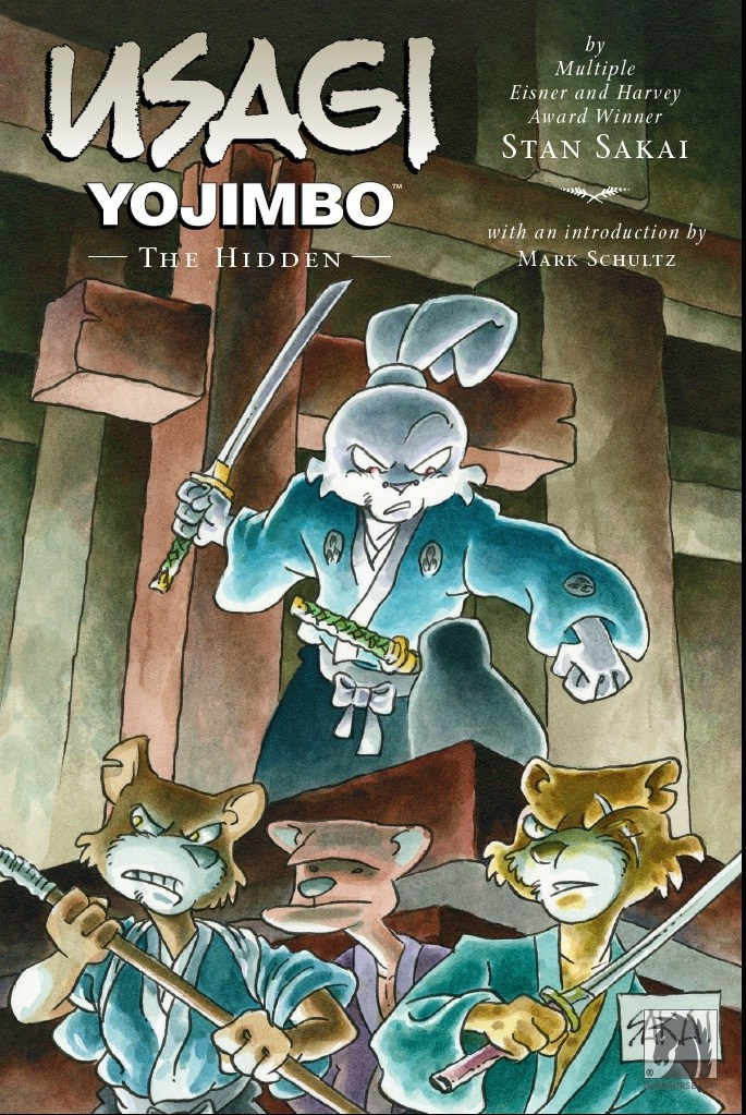 Usagi Yojimbo Vol. 33
