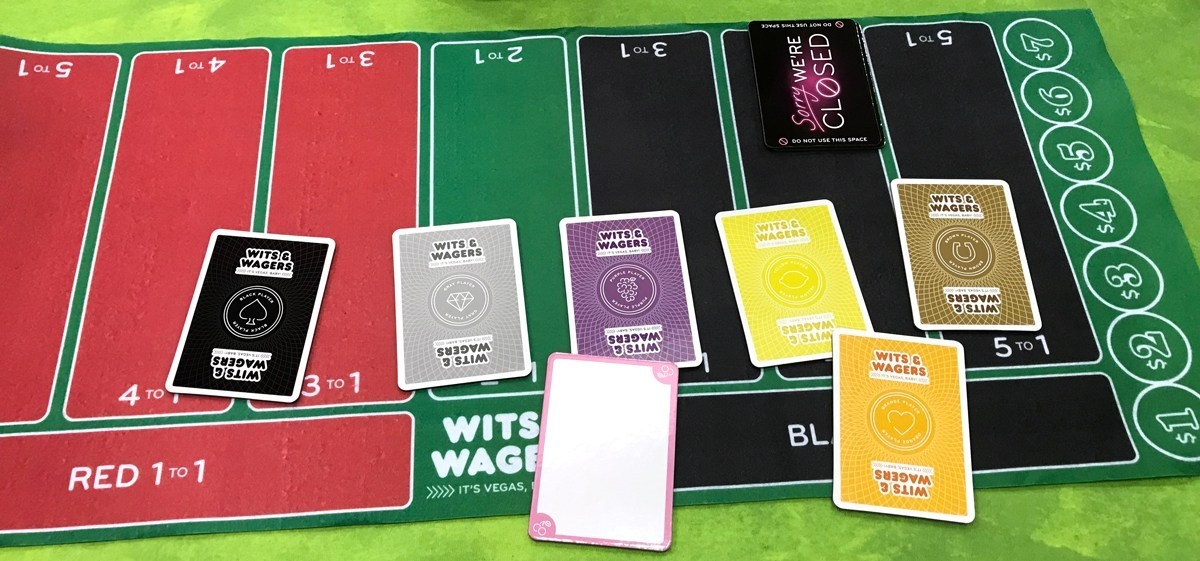 Wits and Wagers: It's Vegas, Baby!