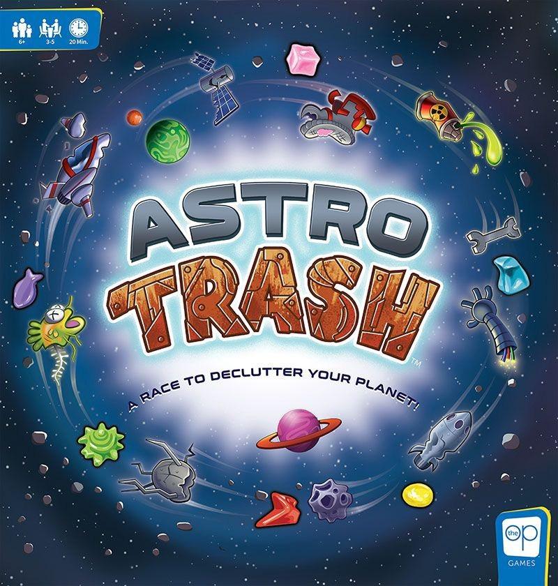 Astro Trash cover