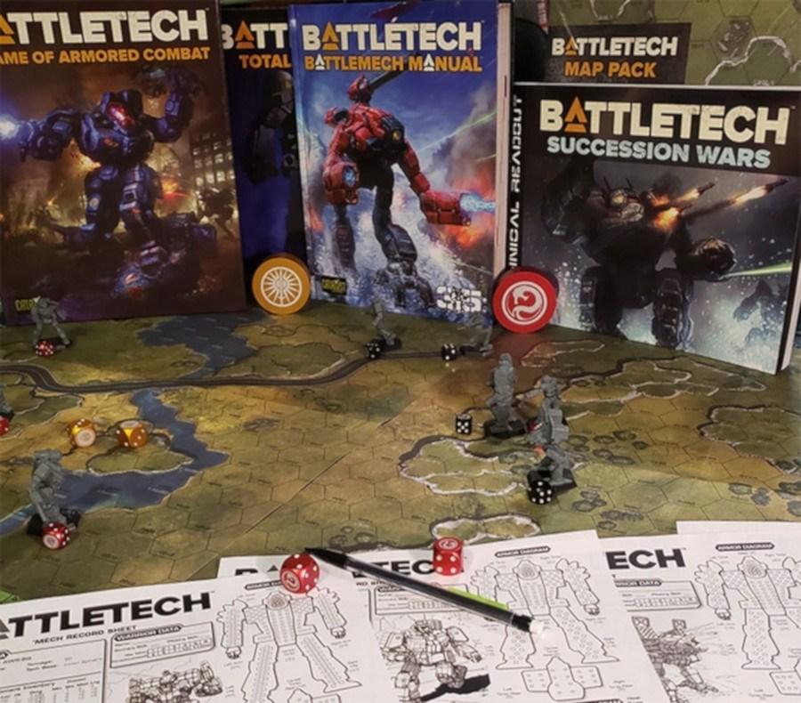 Battletech: Clan Invasion Kickstarter