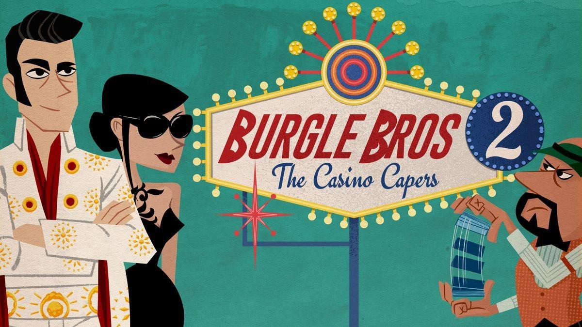Burgle Bros 2 logo