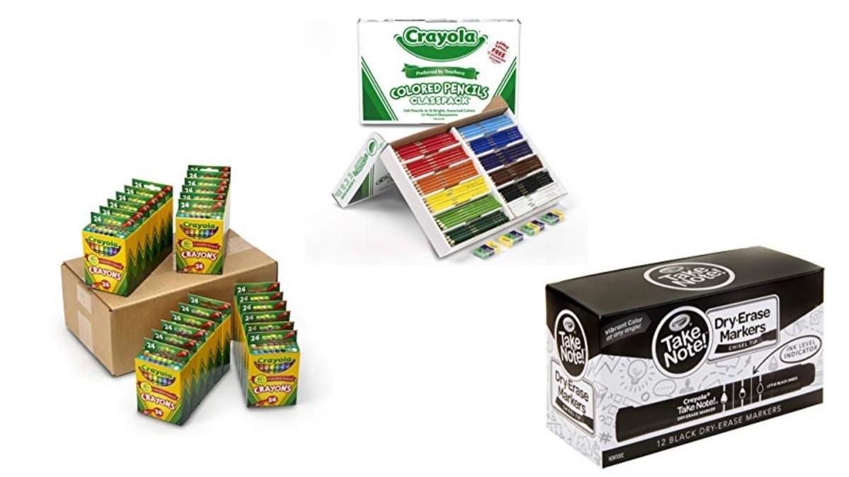 Geek Daily Deals 081219 crayola sale