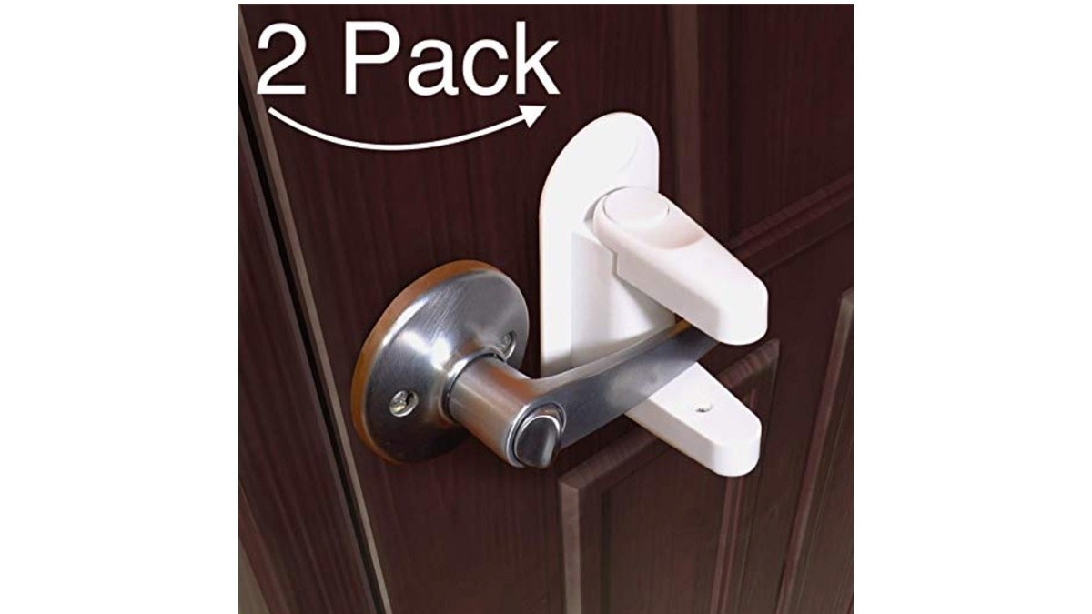 Geek Daily Deals 081719 door lever locks