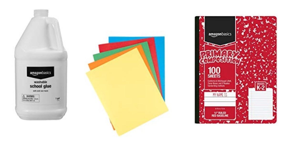 Geek Daily Deals 082019 school supplies