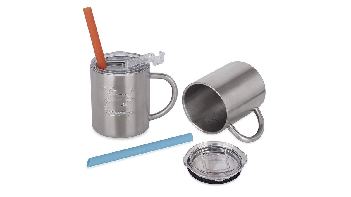 Geek Daily Deals 082119 stainless steel kids cups