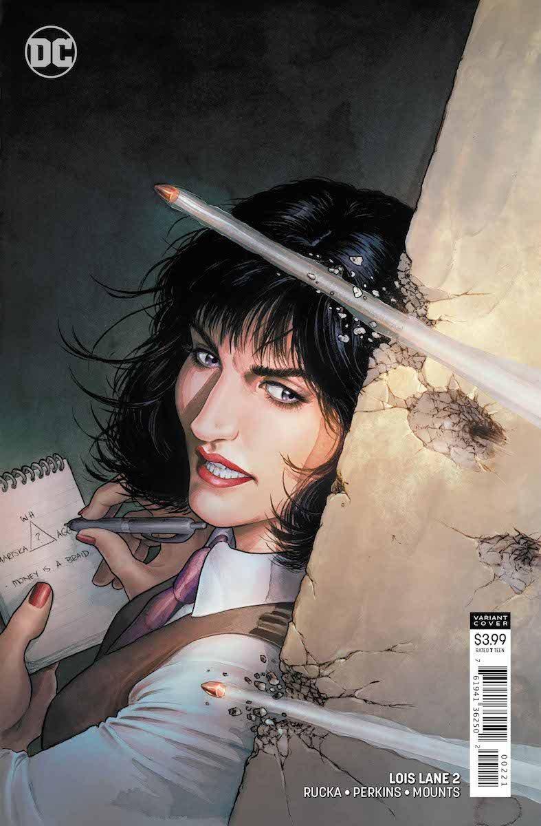 Lois Lane #2 variant cover