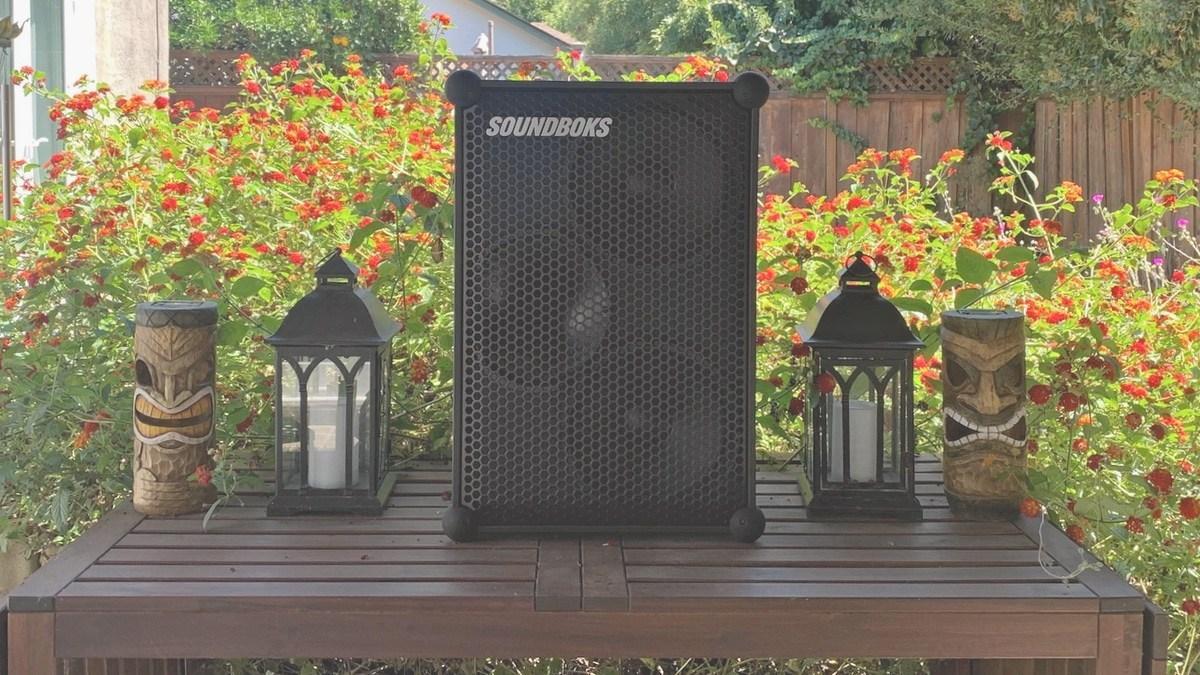 soundboks wireless speaker