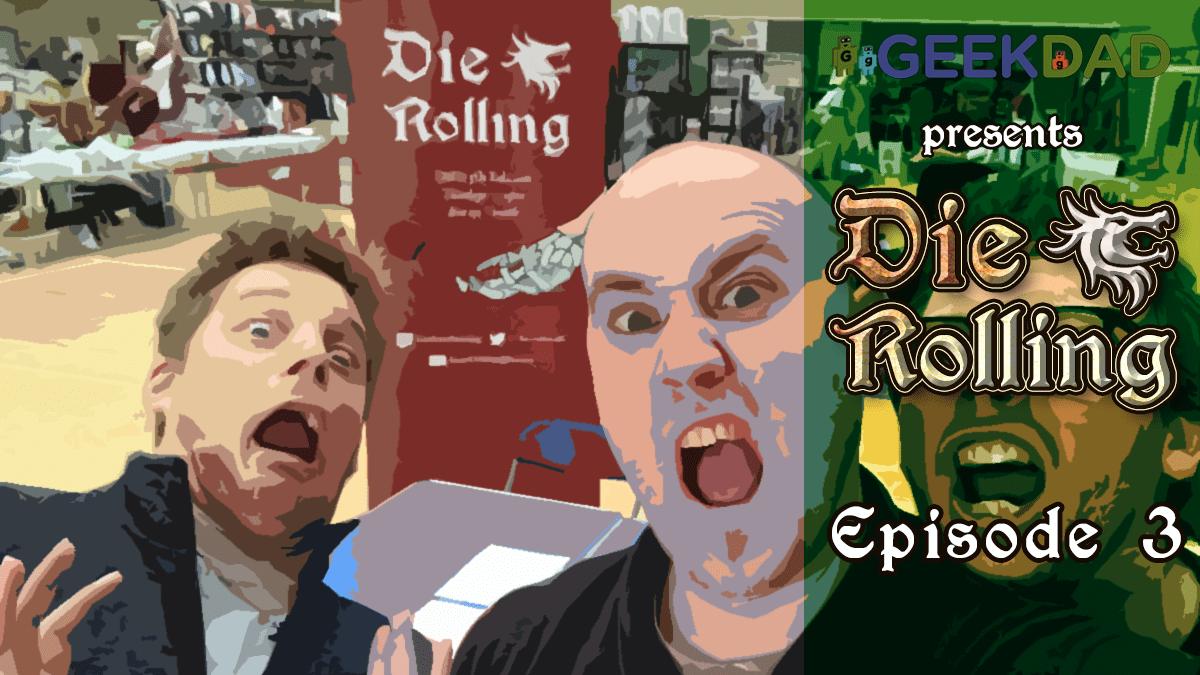 d&d actual play - dierolling episode 3