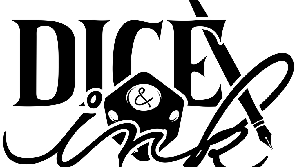 Dice and Ink logo