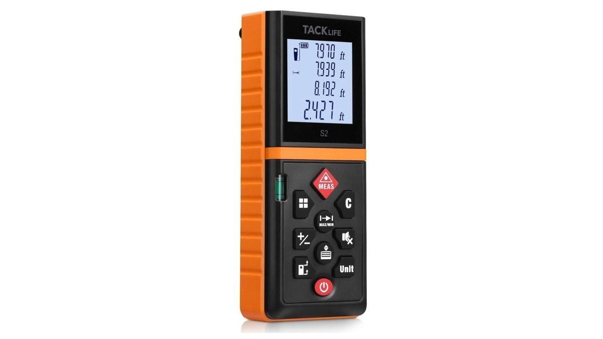 Geek Daily Deals 090619 laser tape measure