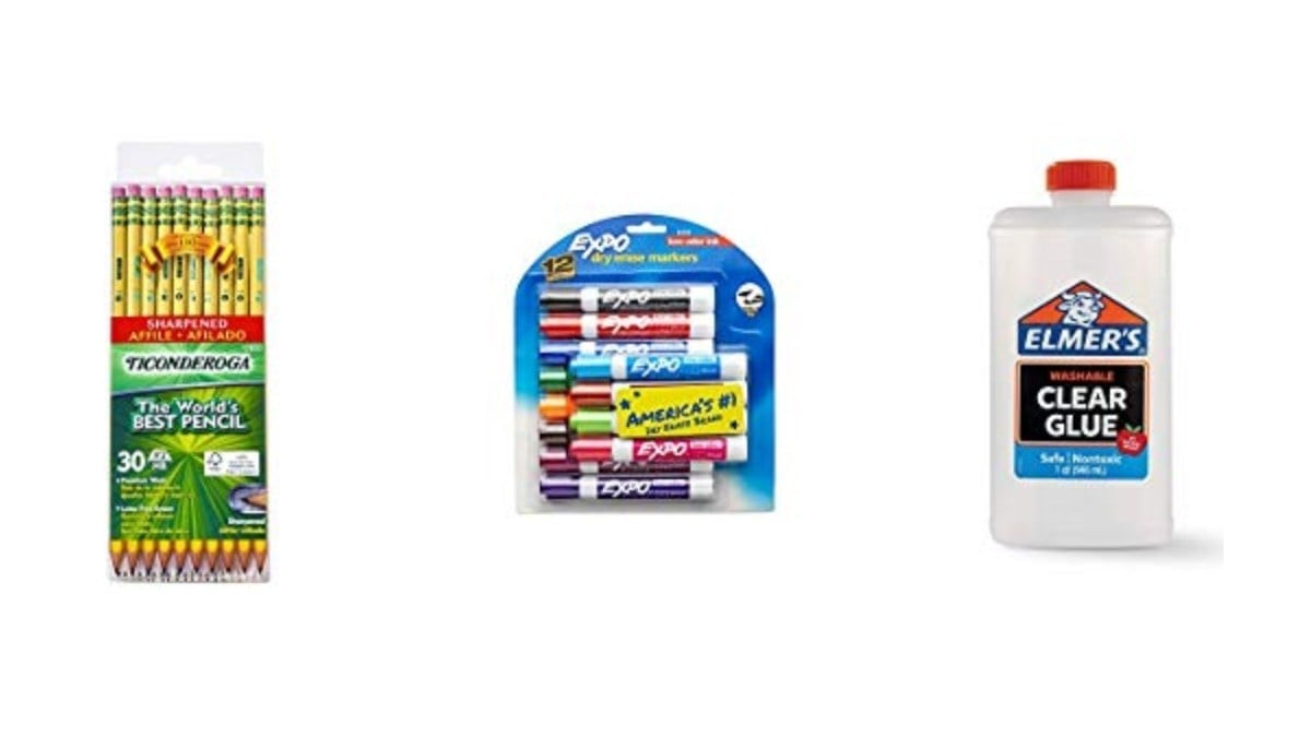 Geek Daily Deals 091419 school supplies