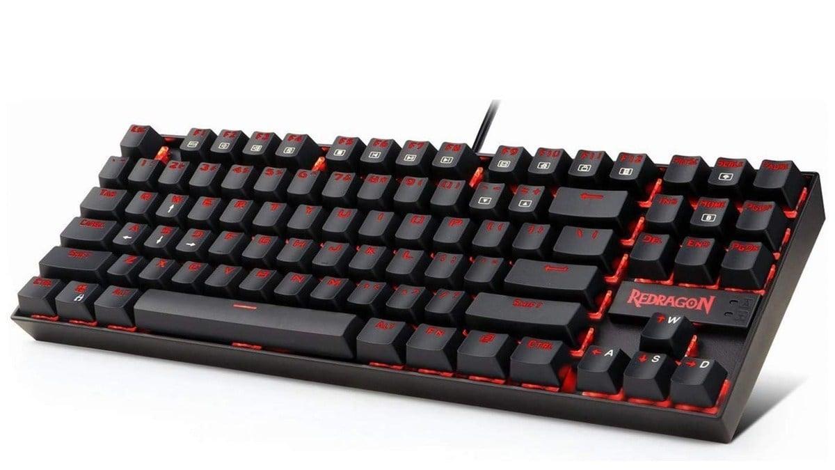 Geek Daily Deals 091819 gaming keyboard