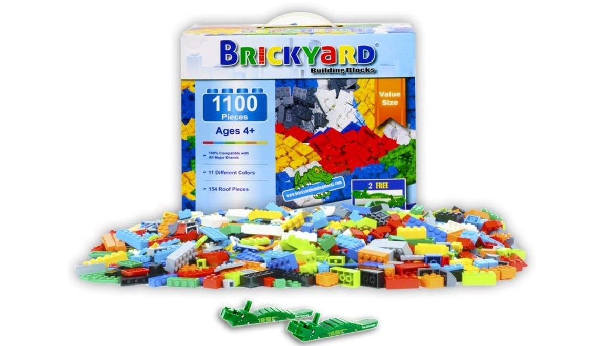 Geek Daily Deals 091919 brickyard blocks