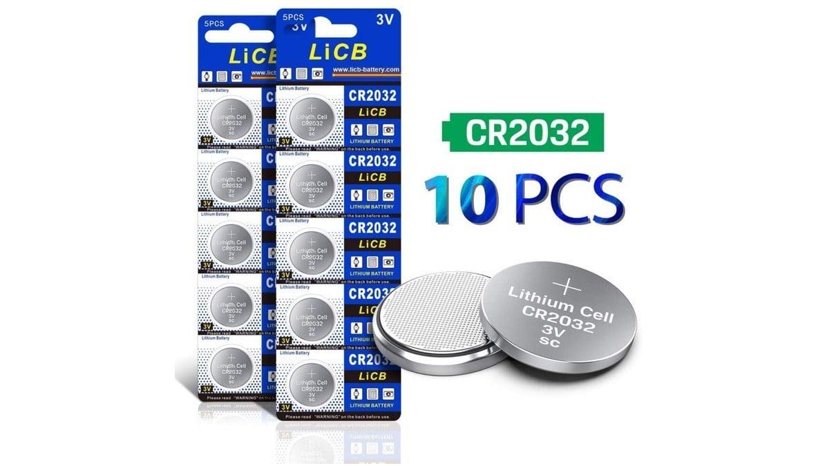 Geek Daily Deals 092019 cr2032 batteries