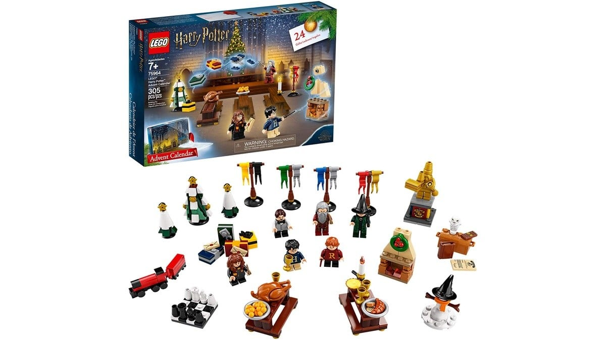 Geek Daily Deals 092219 lego harry potter advent calendar