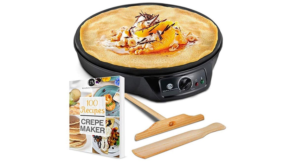 Geek Daily Deals 092419 electric crepe griddle