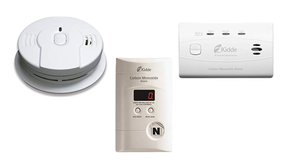Geek Daily Deals 092619 smoke and fire detectors