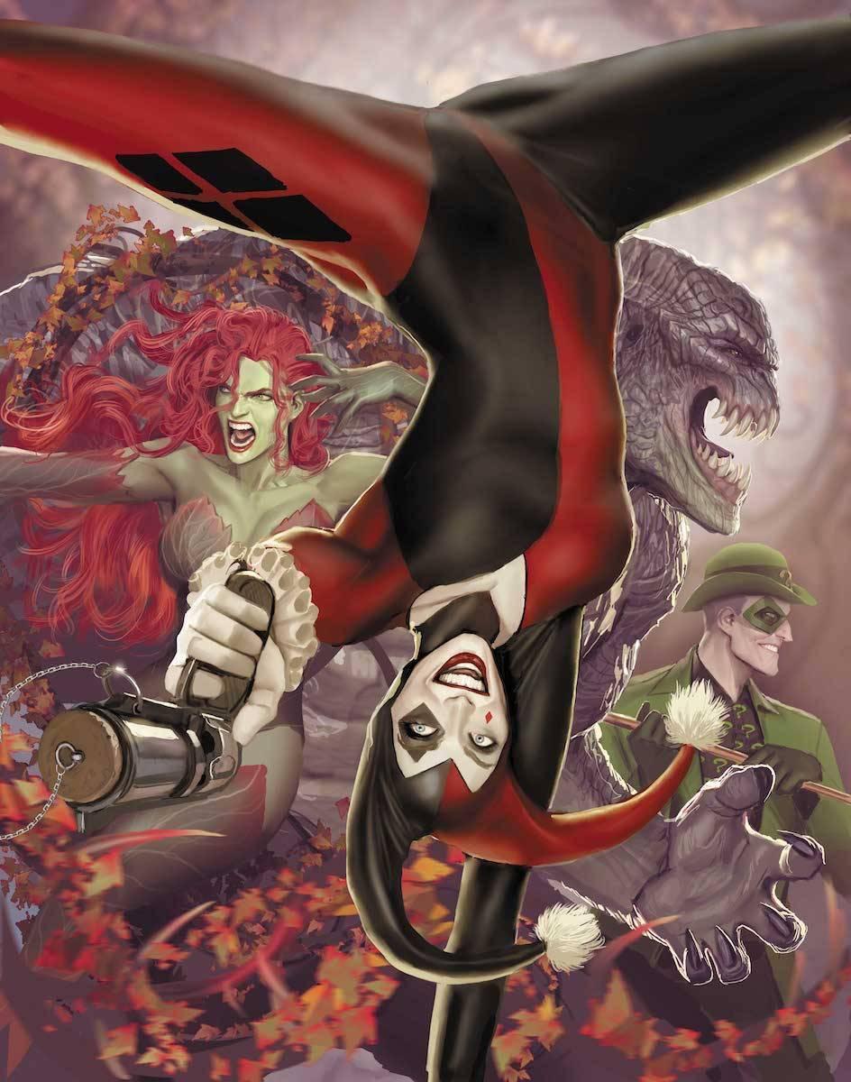 Harleen #1 variant cover